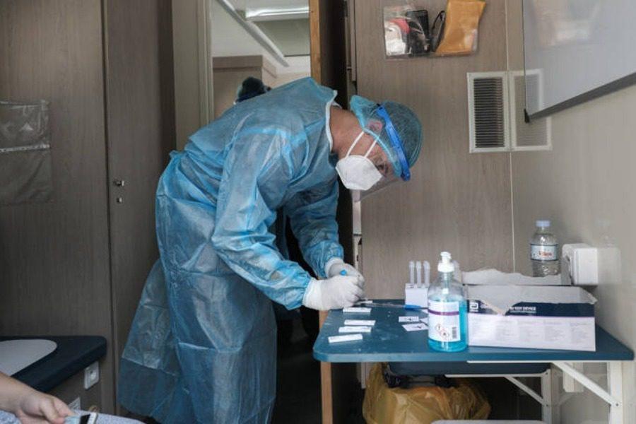 Συναγερμός: 18 κρούσματα σε εργοστάσιο στην Εύβοια