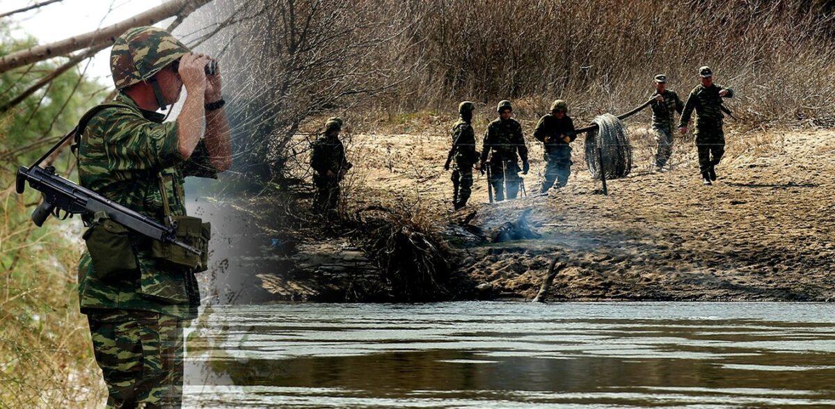 Έβρος: Η Ε.Ε. δίνει 6,7 εκατ. ευρώ για τη φύλαξη στα σύνορα – Τα 6 σημεία του σχεδίου «Ασπίδα»