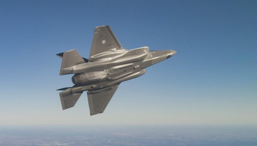 Νέα συντριβή αμερικανικού F-35: Συγκρούστηκε στον αέρα με αεροσκάφος ανεφοδιασμού KC-130J