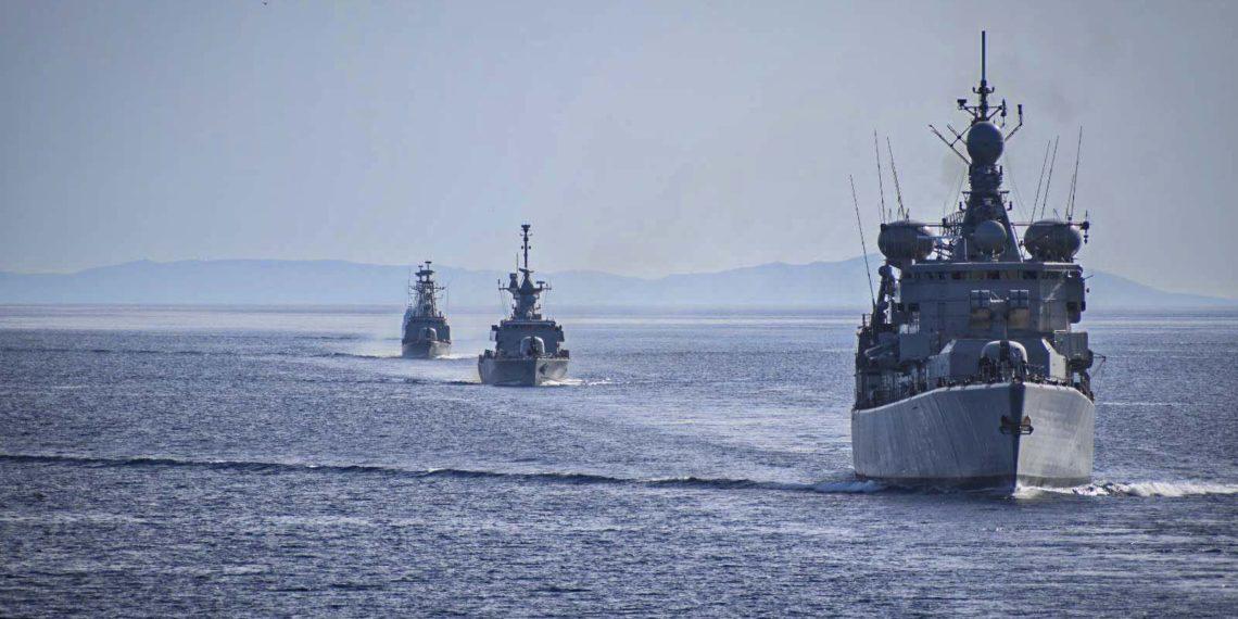 Προκλήσεων συνέχεια! Δυνάμεις του τουρκικού στόλου στο Αιγαίο για ασκήσεις με πυρά