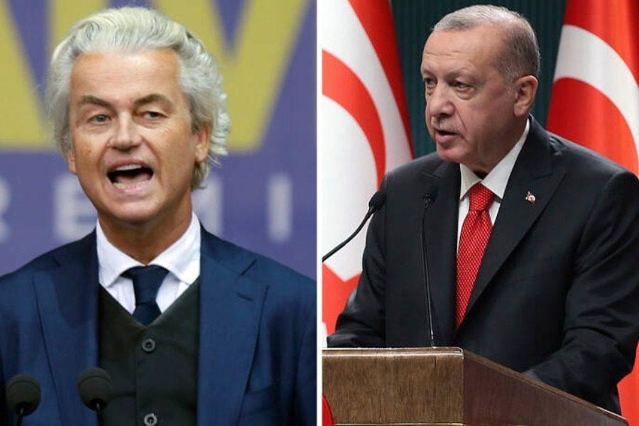 Έξαλλος ο Ερντογάν με γελοιογραφία: Ποιος είναι ο πολιτικός που τον εξόργισε