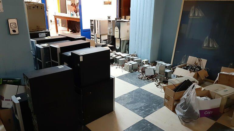 Υπολογιστές υψηλών προδιαγραφών απέκτησε ο δήμος Ηρακλείου