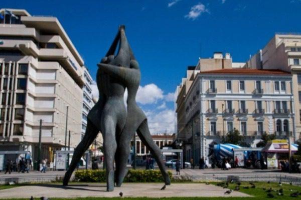 Η πλατεία του κέντρου της Αθήνας που πήρε το όνομά της από τα κλάματα