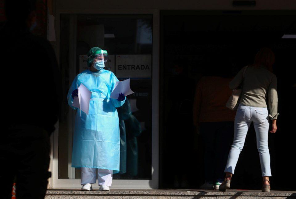 Κορωνοϊός: Συναγερμός στην Κόρινθο: Κλειστά λόγω κρουσμάτων η Εφορία και ο ΟΑΕΕ