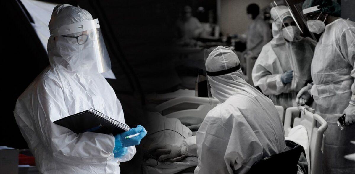 Κορονοϊός: 1.690 νέα κρούσματα, πέντε θάνατοι, 128 διασωληνωμένοι