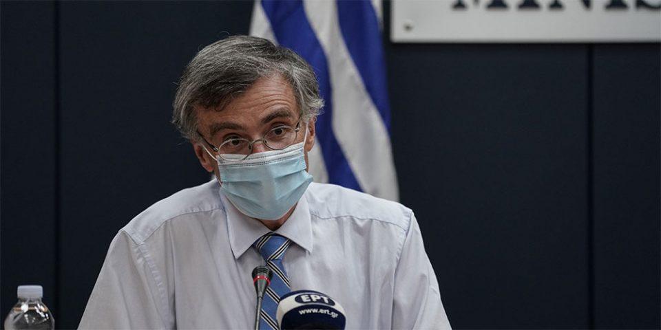 Κορωνοϊός: Ο Τσιόδρας «μαρτύρησε» τα νέα μέτρα μετά τα 1259 κρούσματα – Πώς είναι η κατάσταση σε όλη την Ελλάδα