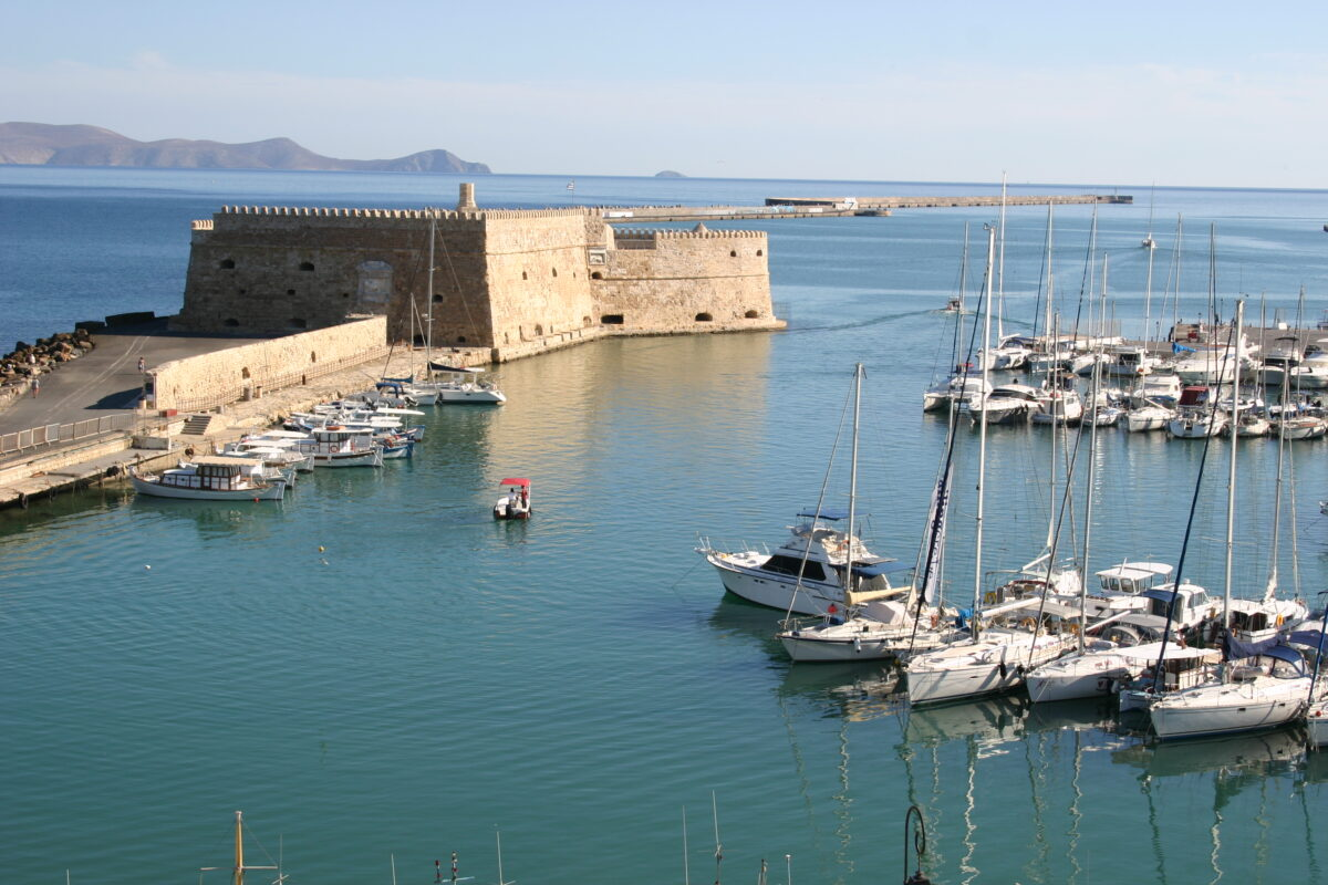 Αίθριος ο καιρός με υψηλές θερμοκρασίες σήμερα στην Κρήτη