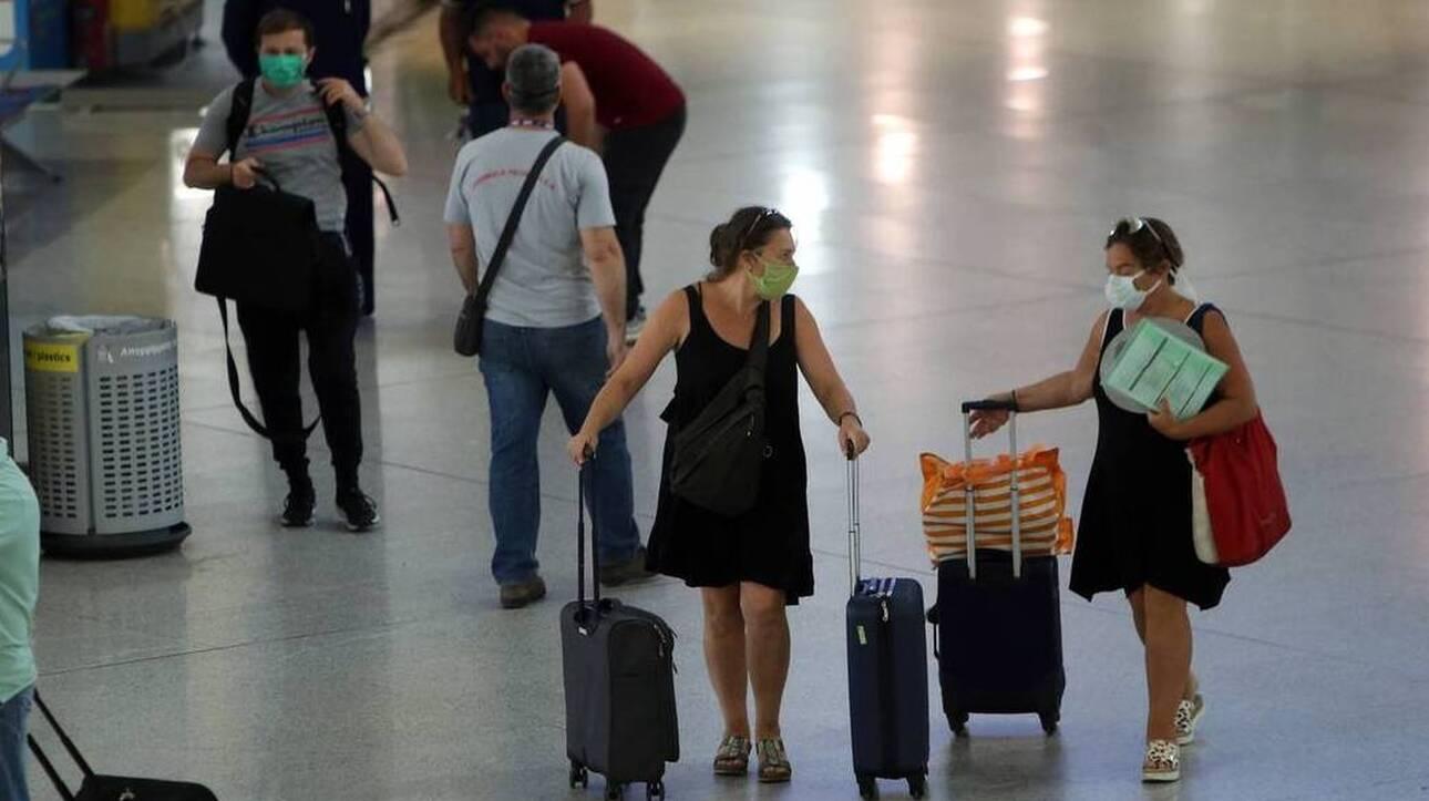 Κορωνοϊός: «Lockdown» και στο αεροδρόμιο της Κοζάνης