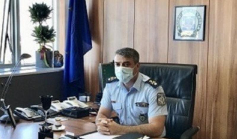 Κορονοϊός: Νόσησε ο αστυνομικός διευθυντής Ηρακλείου! Σε εξέλιξη η ιχνηλάτηση των επαφών του