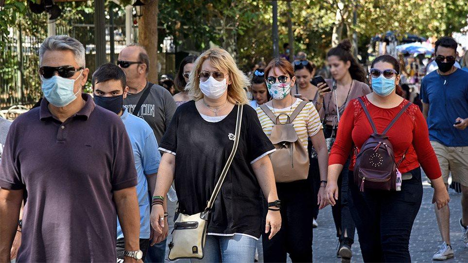 Κορωνοϊός: Ραγδαία αύξηση των κρουσμάτων – Στο επίκεντρο η Βόρεια Ελλάδα