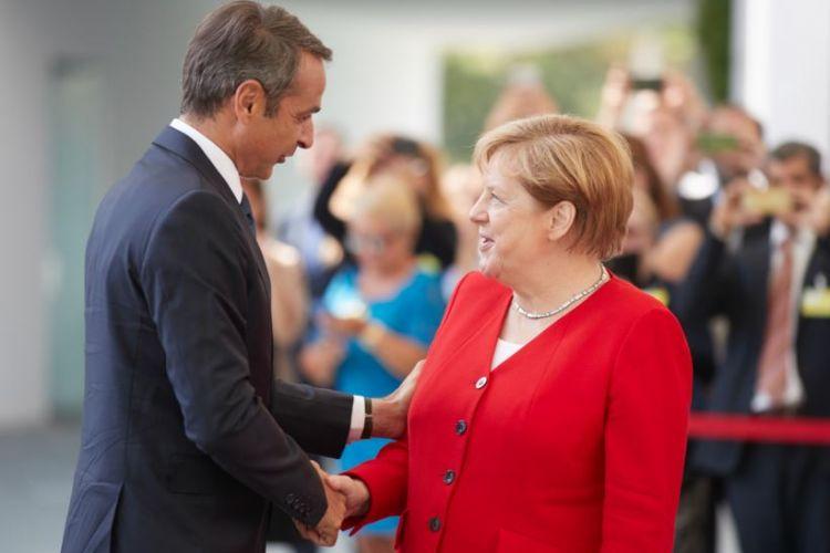 Μέρκελ για Σύνοδο Κορυφής: Ηταν δύσκολη συζήτηση – Ελλάδα και Κύπρος απαιτούσαν τα δικαιώματά τους