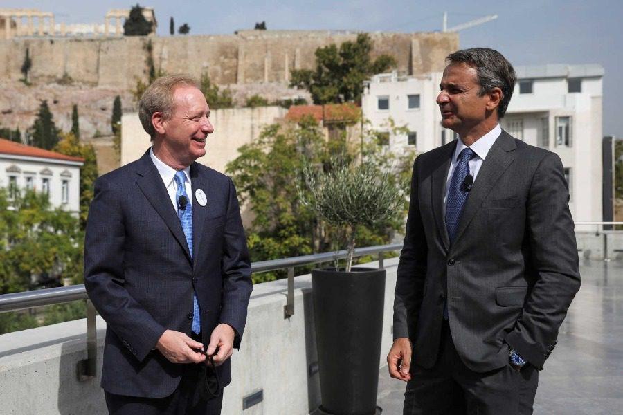 Tι θα κερδίσει η Ελλάδα από την επένδυση της Microsoft