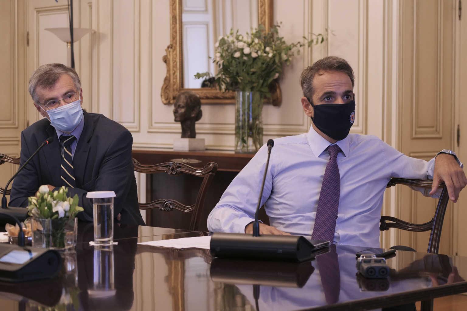 Κορονοϊός: Η κυβέρνηση μπροστά σε μέτρα που δεν παίρνουν αναβολή – Ανακοινώσεις πιθανόν από τον ίδιο τον πρωθυπουργό