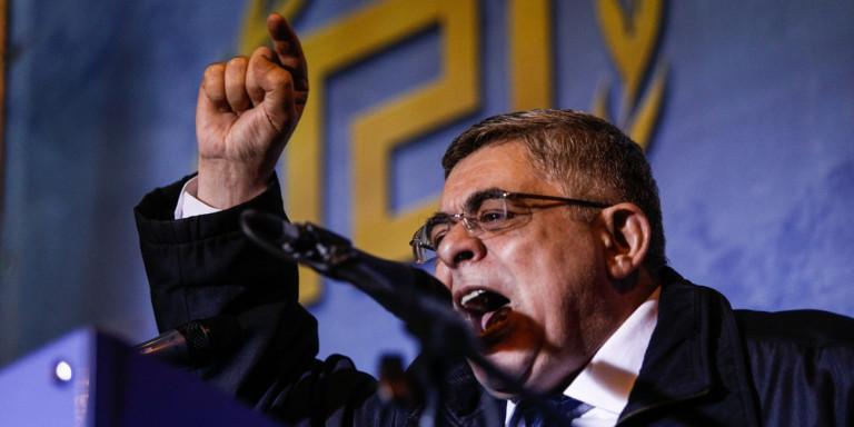 Δίκη Χρυσής Αυγής: 10 εκατ. ευρώ διεκδικεί ο Μιχαλολιάκος από το Δημόσιο, αν δεν καταδικαστεί