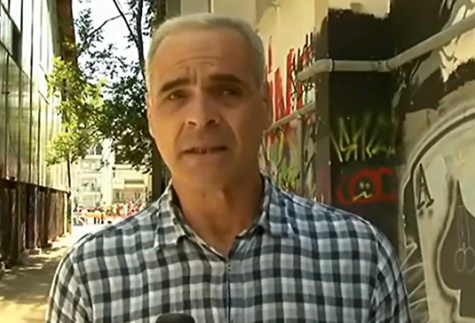 Πέθανε ο Κώστας Μπατής! Θρήνος για το ελληνικό μπάσκετ και τη δημοσιογραφία