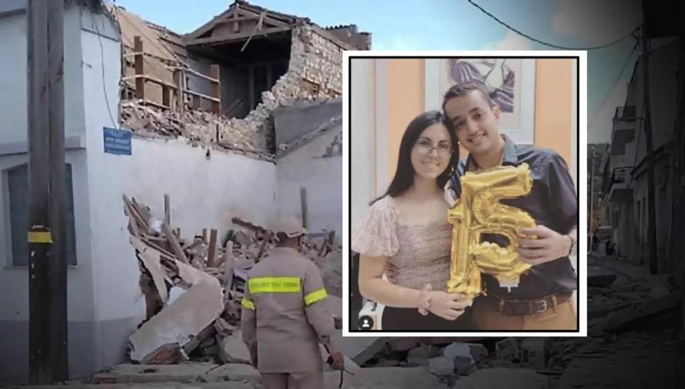 """Σεισμός στην Σάμο: Ραγίζει καρδιές ο πυροσβέστης που βρήκε νεκρά τα παιδιά – """"Προσπάθησαν να φύγουν αλλά δεν πρόλαβαν"""""""