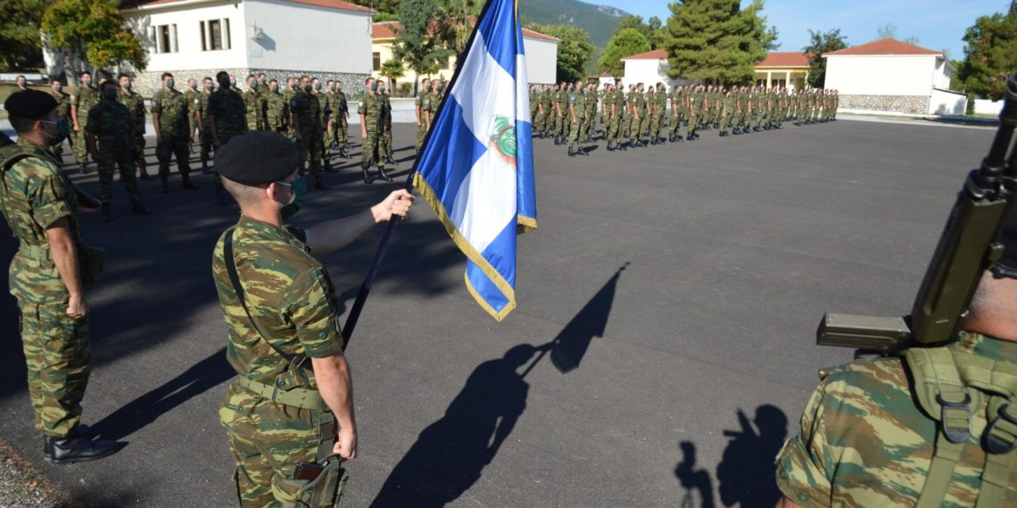 Ηλεκτρονική παραλαβή σημειωμάτων κατάταξης για τους στρατεύσιμους στην 2020 ΣΤ΄ ΕΣΣΟ στο Στρατό Ξηράς