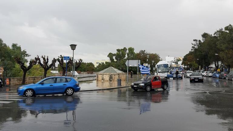 Μια διαφορετική μηχανοκίνητη παρέλαση στο Ηράκλειο