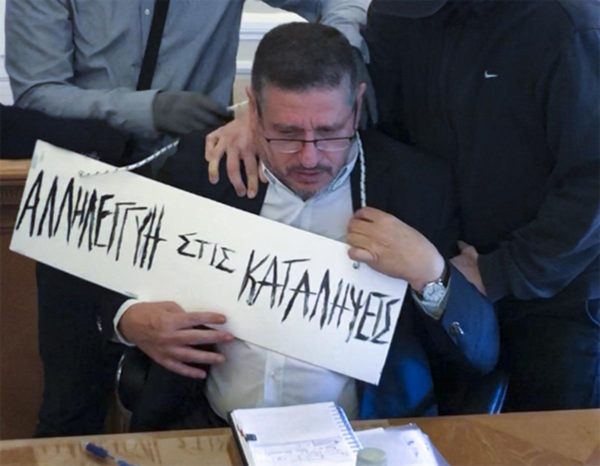 Επικήρυξαν με 100.000€ τους δράστες της επίθεσης στον πρύτανη της ΑΣΟΕΕ