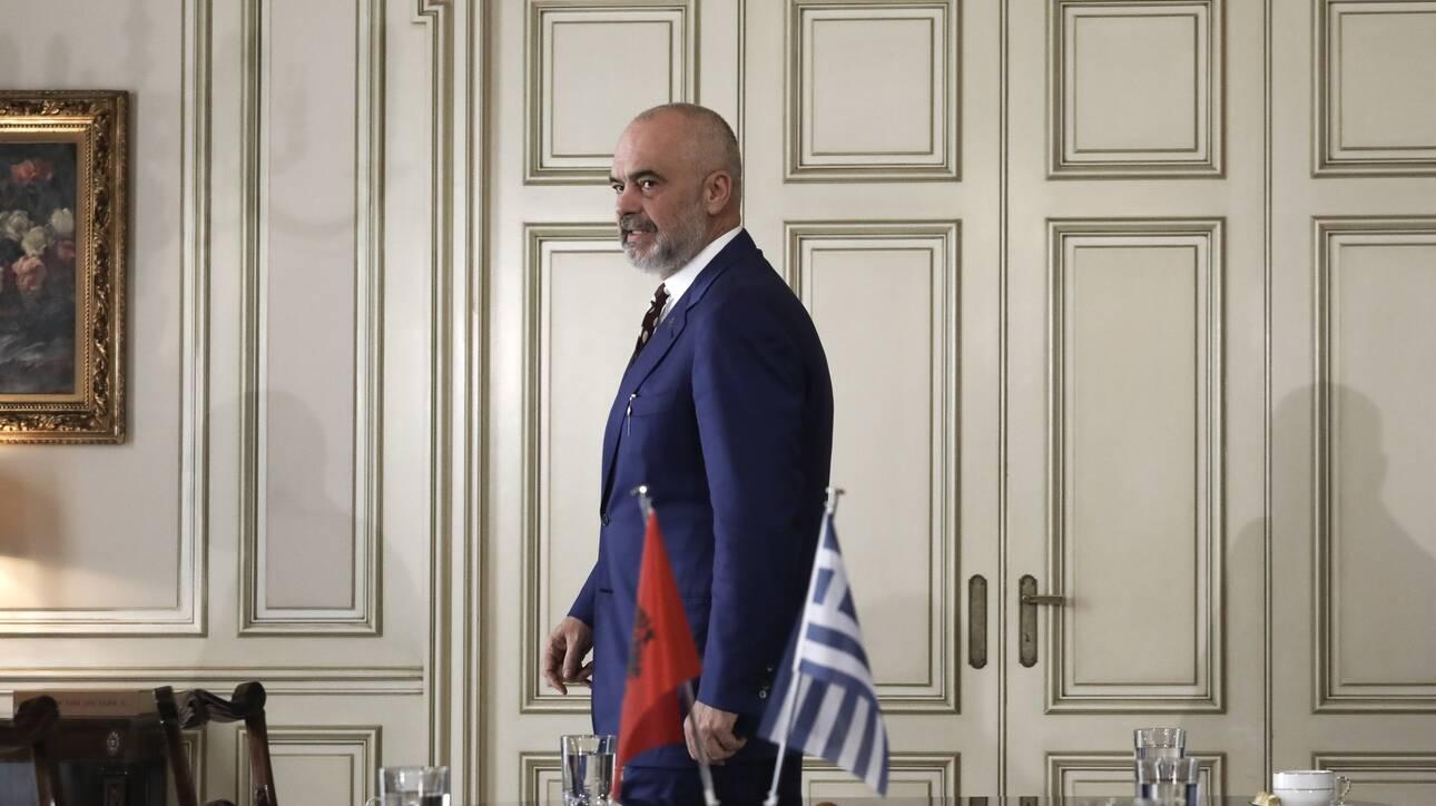 Έντι Ράμα: Με συμφωνία η παραπομπή στη Χάγη – Καλύτερες από ποτέ οι σχέσεις με την Ελλάδα