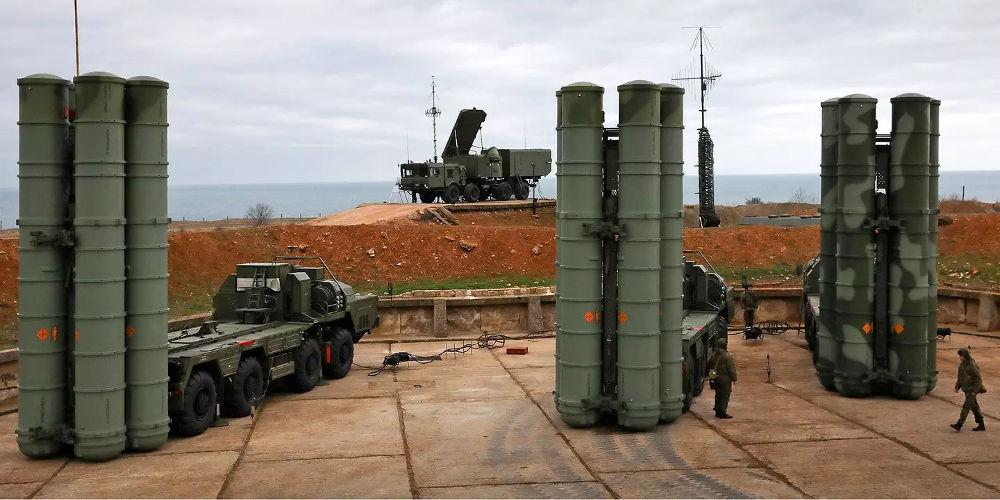 Ελληνοτουρκικά: Ο Ερντογάν «καλύπτει» με συστοιχίες πυραύλων S-400 Αιγαίο και Αν. Μεσόγειο