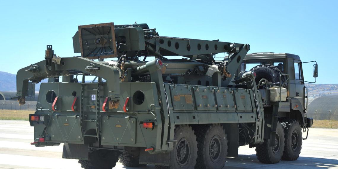 Τουρκικό χαστούκι στο ΝΑΤΟ: Τρεις πύραυλοι S-400 εκτοξεύθηκαν από την Άγκυρα – Όλοι βρήκαν στόχο (vid)