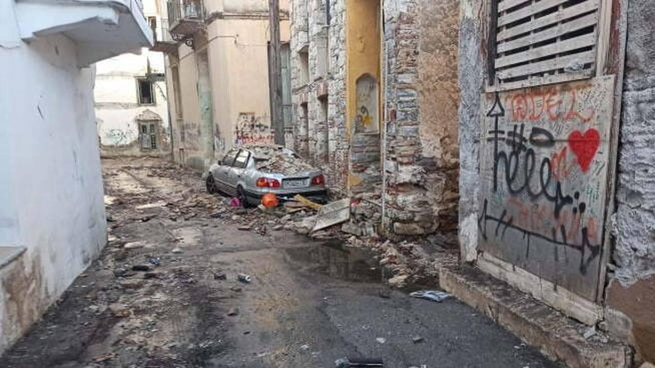 Σεισμός Σάμος: Δύσκολη νύχτα για τους σεισμόπληκτους – Πένθος για τα δύο παιδιά