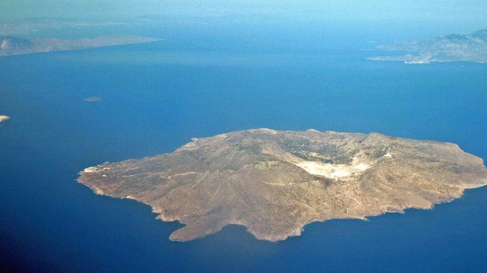 Σεισμός τώρα 5,2 Ρίχτερ κοντά στη Νίσυρο