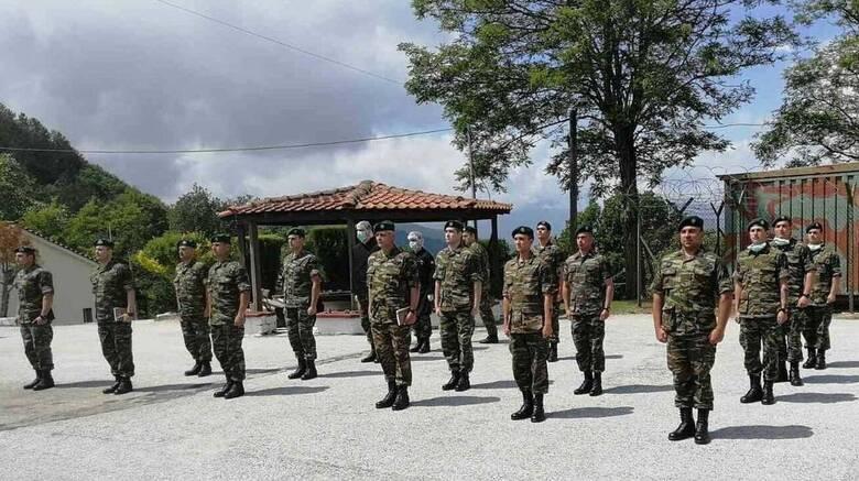 Παναγιωτόπουλος: Αύξηση θητείας στους 12 μήνες για τον Στρατό Ξηράς
