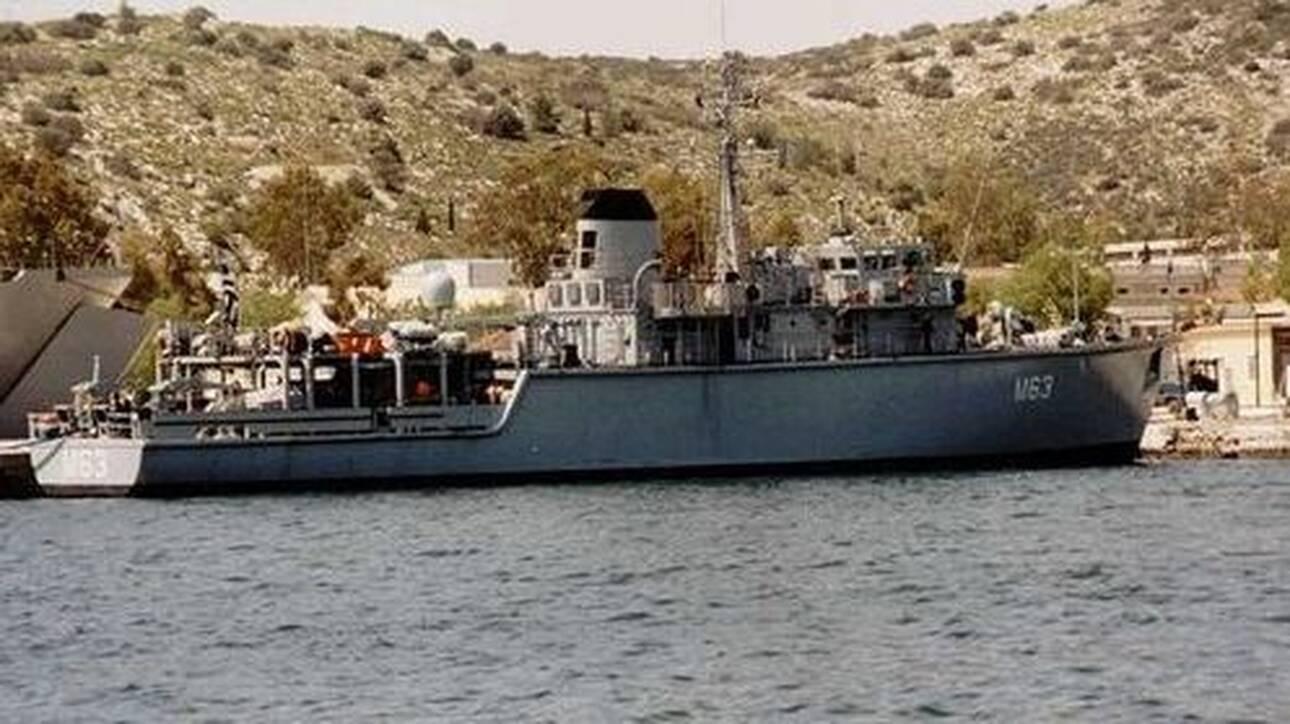 Σύγκρουση πλοίων στον Πειραιά: Η ανακοίνωση του ΓΕΝ για το περιστατικό