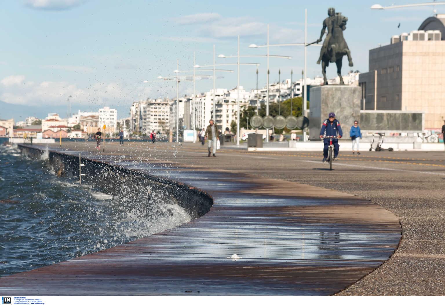 Θεσσαλονίκη: Σχεδόν 300% αυξήθηκε ο κορονοϊός στα λύματα της πόλης!