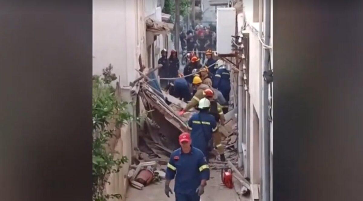 Πήρε ζωές ο σεισμός στην Σάμο – Θρήνος για τα δυο 17χρονα παιδιά που χάθηκαν στα συντρίμμια (video)