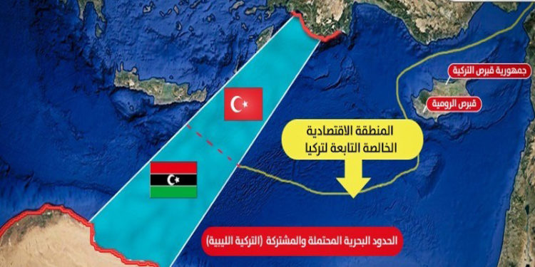 Πρέσβεις ΕΕ στην Τρίπολη: Παράνομη η συμφωνία Τουρκίας – Λιβύης