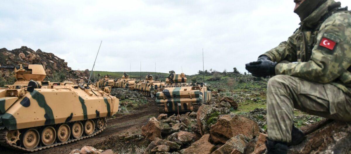 Ο Ρ.Τ.Ερντογάν μετά τον Καύκασο στρέφεται ξανά στα νότια: «Θα καθαρίσουμε την Συρία από τους Κούρδους τρομοκράτες»