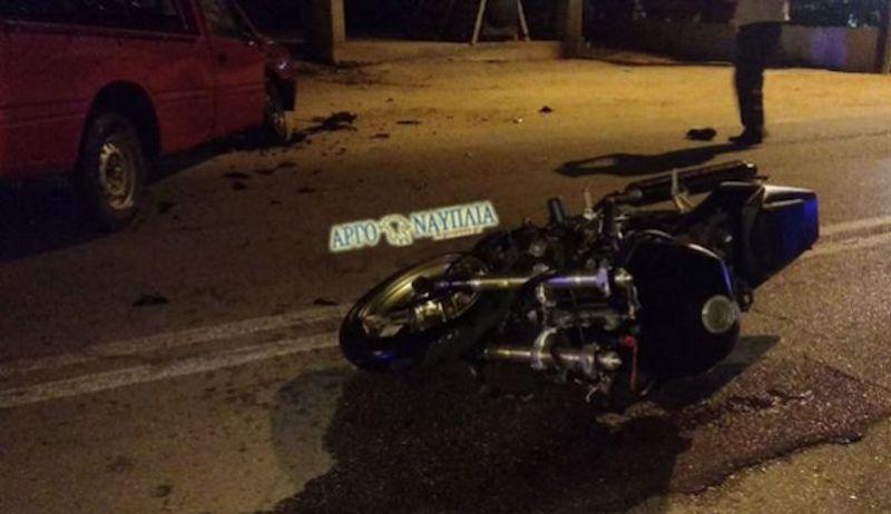 Φρικτό τροχαίο με μηχανή στο Άργος: Νεκρή 30χρονη