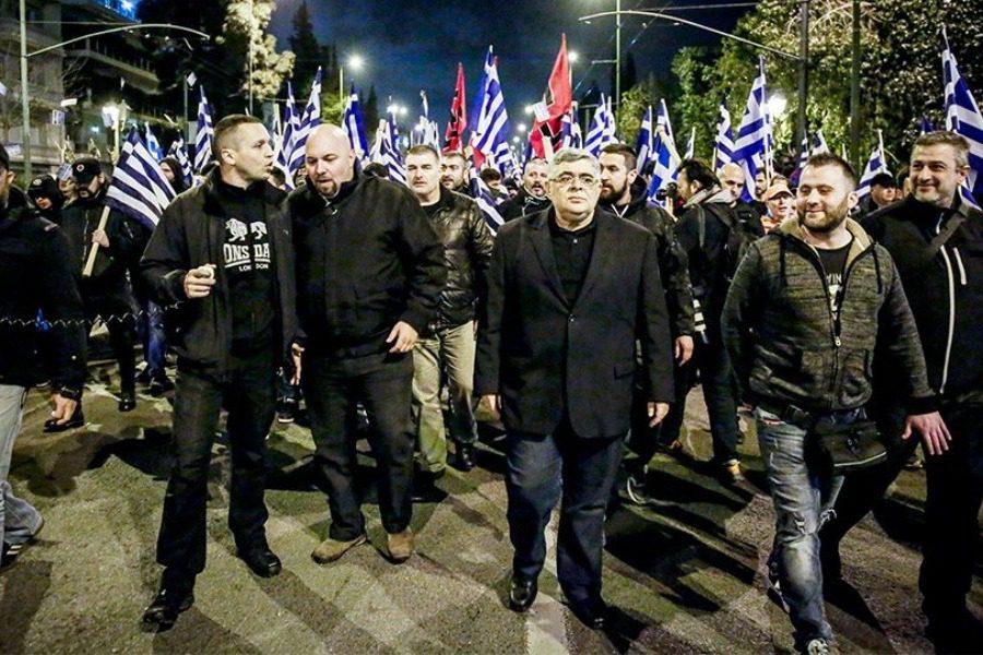 Δίκη Χρυσής Αυγής: Στη φυλακή ο Μιχαλολιάκος και η ηγετική ομάδα της Χρυσής Αυγής