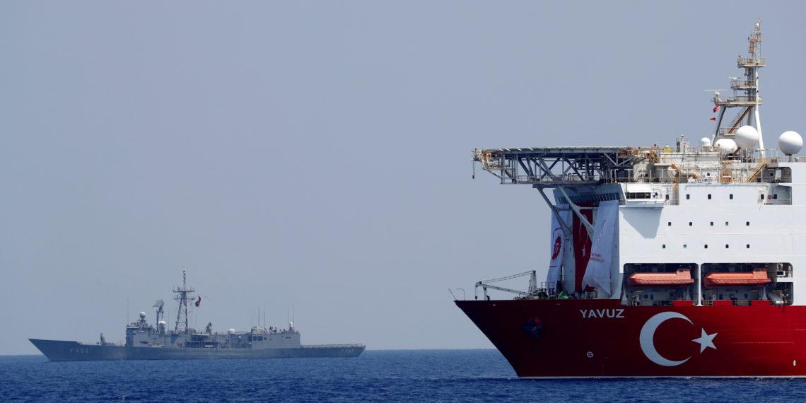 Αποχωρεί το Yavuz από την κυπριακή ΑΟΖ – Κινείται προς την Τουρκία
