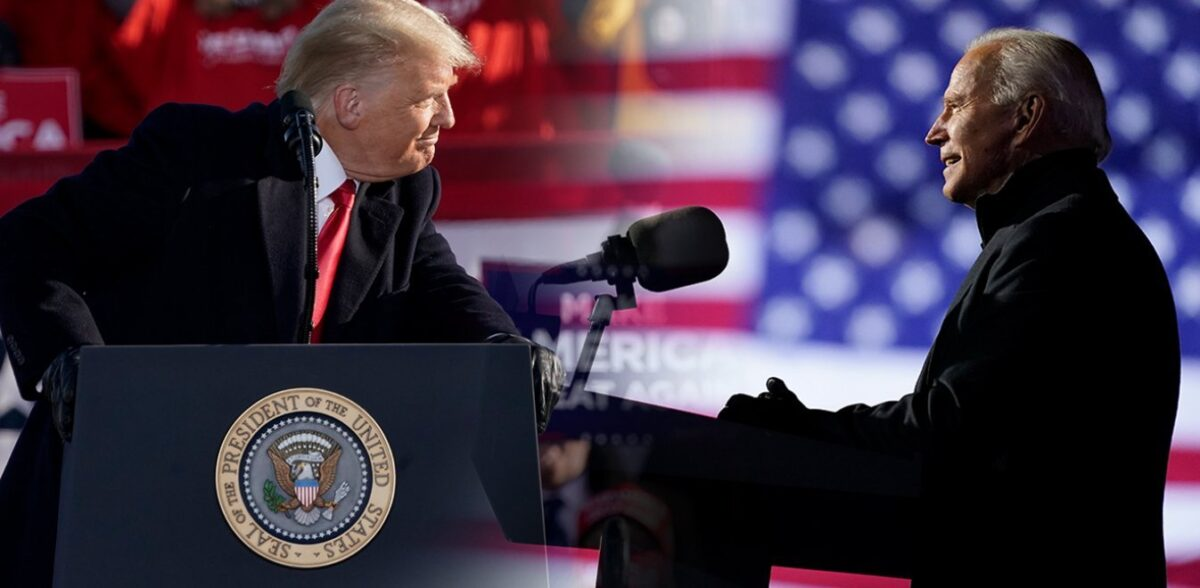 Εκλογές ΗΠΑ: Τι δείχνουν οι τελευταίες δημοσκοπήσεις για Τραμπ και Μπάιντεν