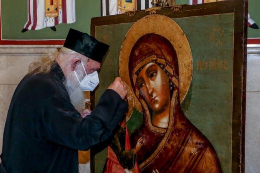 Συγκλονιστικός Αρχιεπίσκοπος Ιερώνυμος για κορωνοϊό