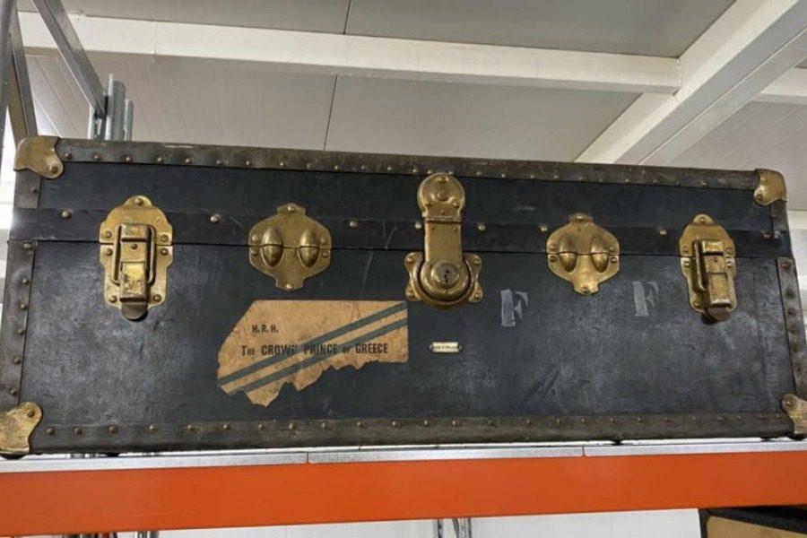Ανοίγουν οι βαλίτσες της Φρειδερίκης που βρέθηκαν στο Τατόϊ