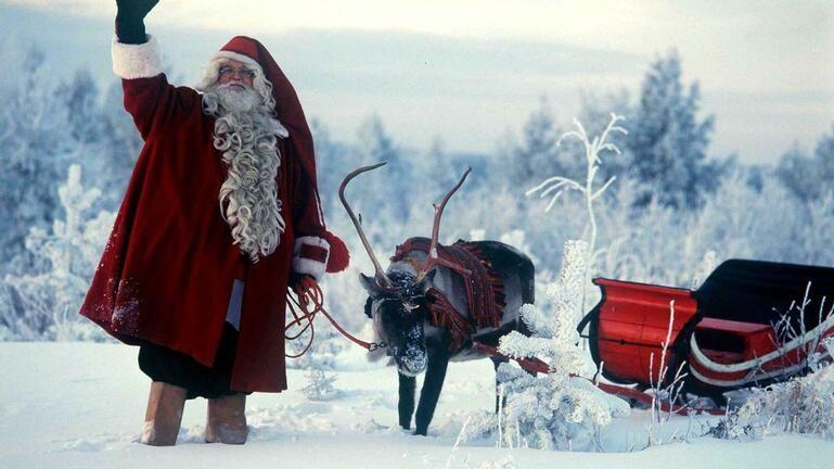 Ο Άγιος Βασίλης σε… περιοδεία στο Ηράκλειο!