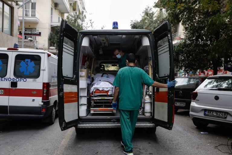 Κοροναϊός : Απελπιστική η κατάσταση στις ΜΕΘ της Θεσσαλονίκης – Στη συμπρωτεύουσα σήμερα ο Μητσοτάκης