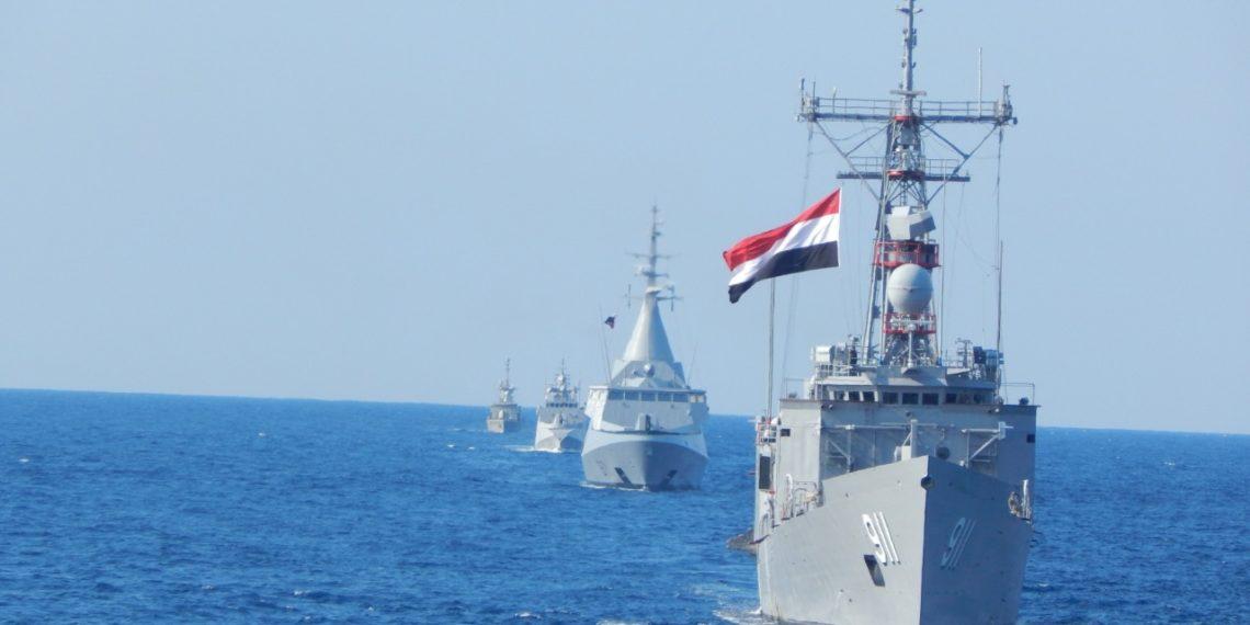 ΓΕΕΘΑ: Συνεκπαίδευση ελληνικών και αιγυπτιακών ναυτικών δυνάμεων [pics]
