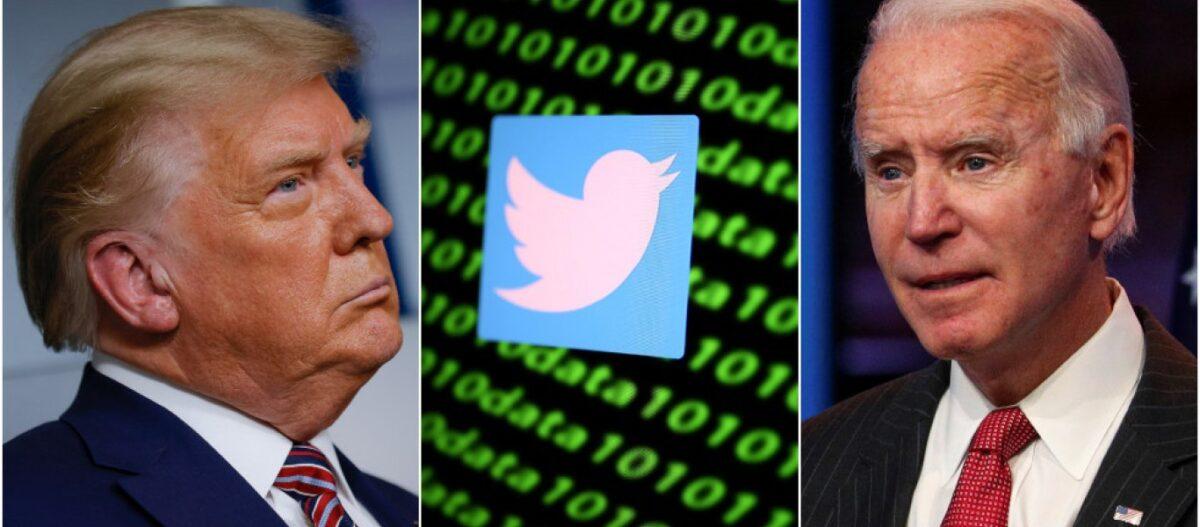 Twitter: «Εμείς στις 20 Ιανουαρίου δίνουμε τον προεδρικό λογαριασμό @POTUS από τον Ν.Τραμπ στον Τ.Μπάιντεν»