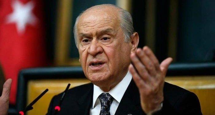 Κυπριακό: «Δεν θα ζητάμε την άδεια των Ελλήνων για να πάμε στην πατρίδα μας» λέει ο Μπαχτσελί