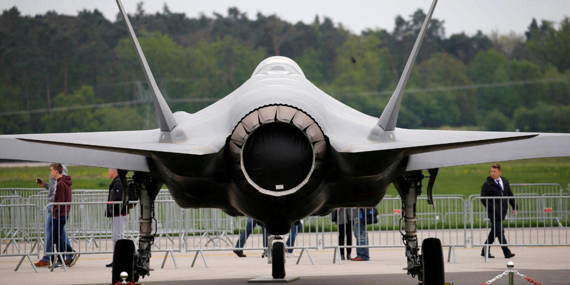 F-35: «Αν η Ελλάδα πάρει τα stealth μαχητικά η Τουρκία θα ενεργοποιήσει τους S-400»