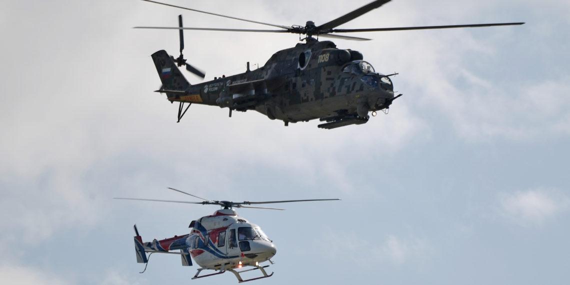 Ρωσικό ελικόπτερο Mi-24 καταρρίφθηκε κοντά στην Αρμενία από πύραυλο του Αζερμπαϊτζάν!