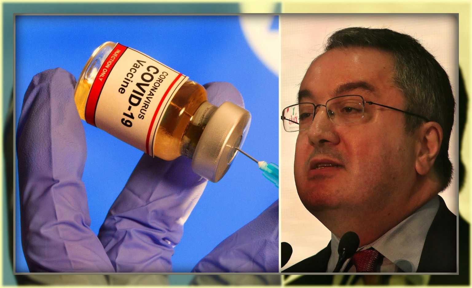 Μόσιαλος: «Δεν πρέπει να είναι υποχρεωτικό το εμβόλιο»!