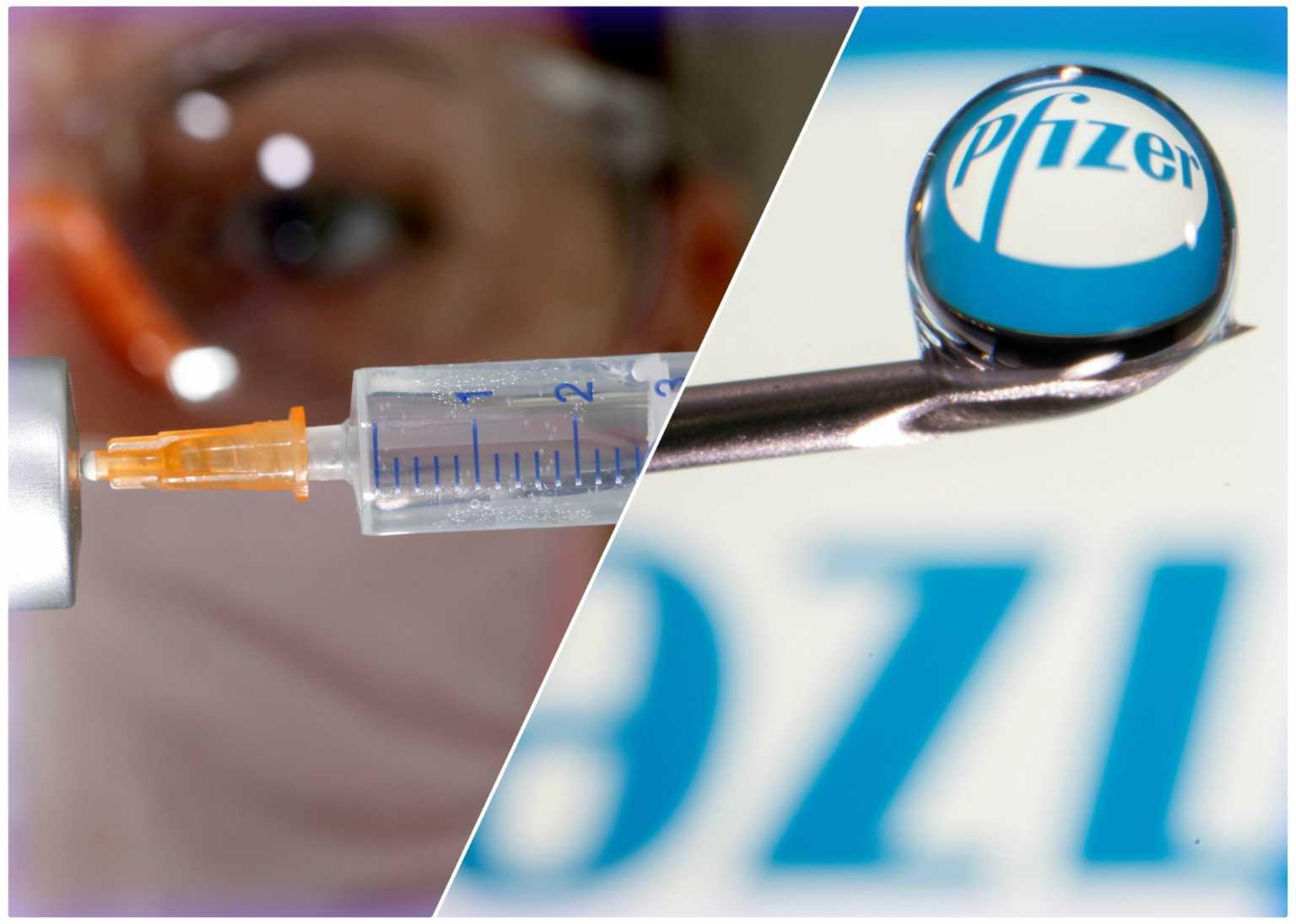 Ραγδαίες εξελίξεις: Εγκρίνει άμεσα το εμβόλιο της Pfizer η Βρετανία!