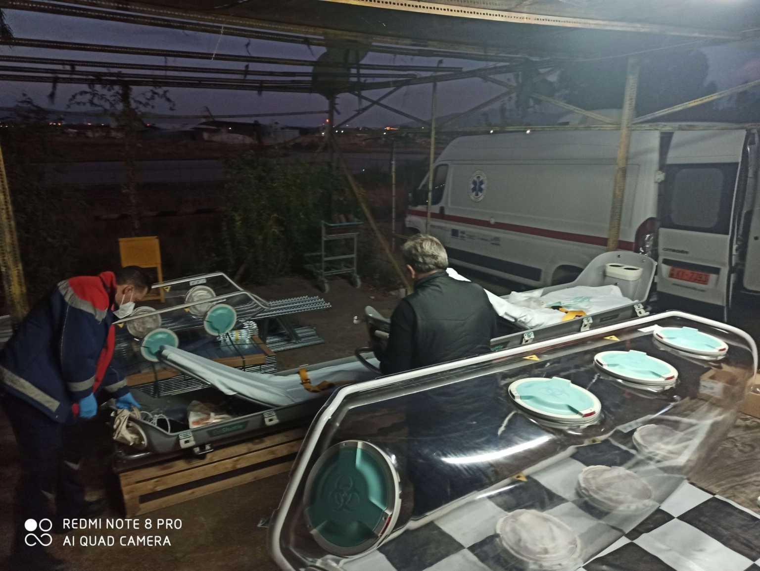 Αερογέφυρες σωτηρίας για ασθενείς με κορονοϊό – Πόσες αεροδιακομιδές έχουν γίνει στην Αθήνα